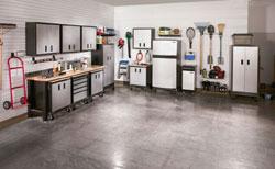 6 enkla steg för att städa garaget