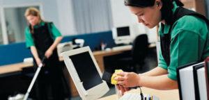 kontorsstädning samt företagsstädning med utbildad städpersonal