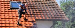 tips på att rengöra taket